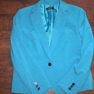 Nine West Blue Blazer